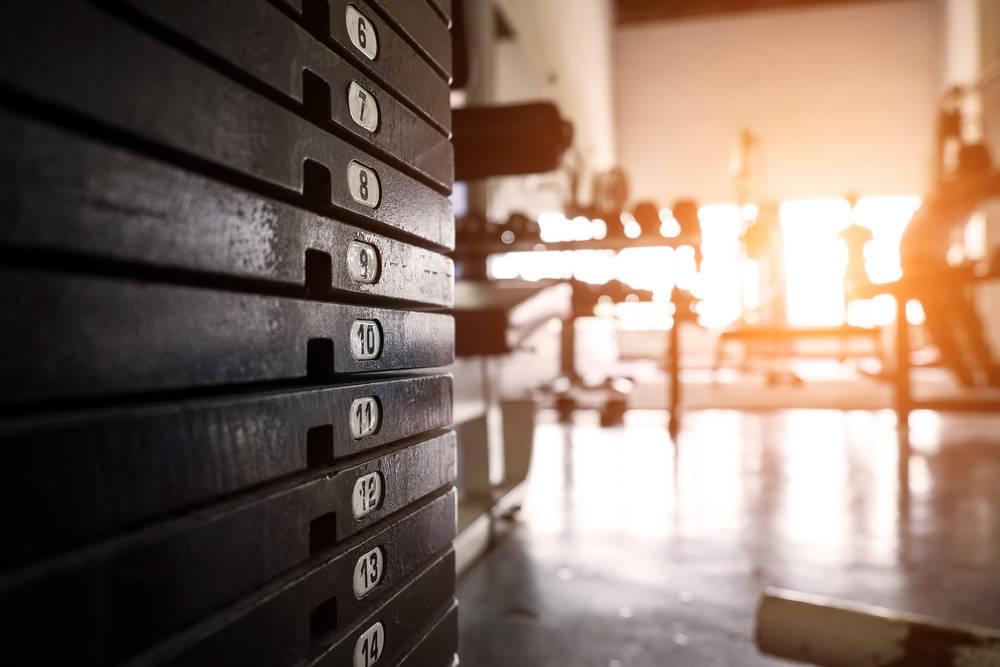 Modernizando el gimnasio, a la fuerza