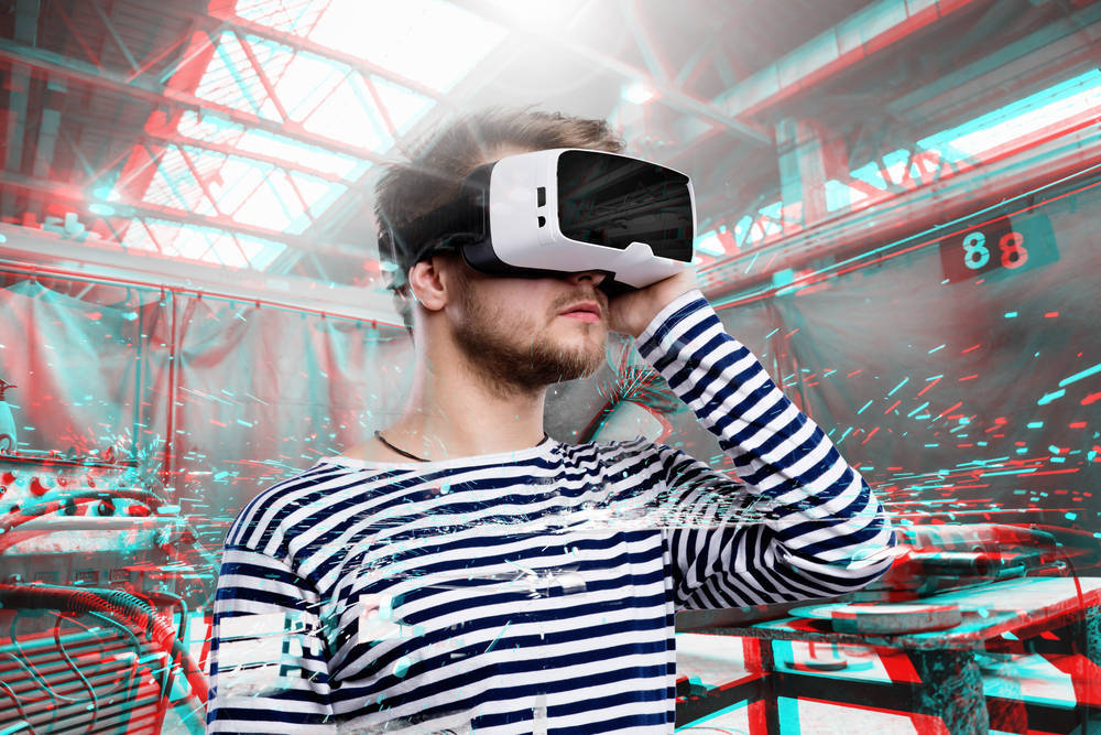 Ha llegado el mejor juego de realidad virtual hasta la fecha