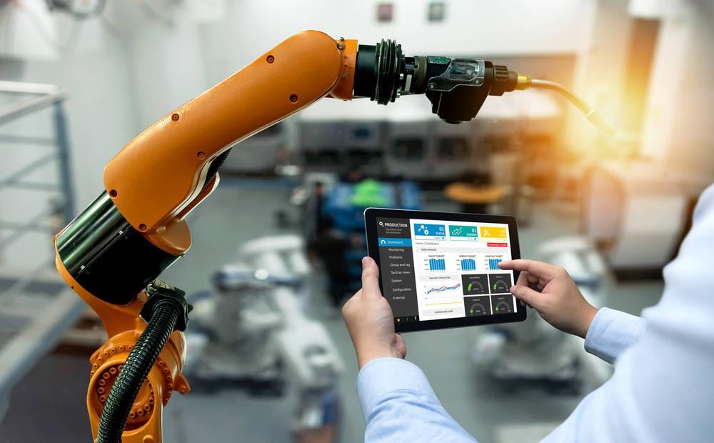 La última tecnología siempre está al servicio de la industria