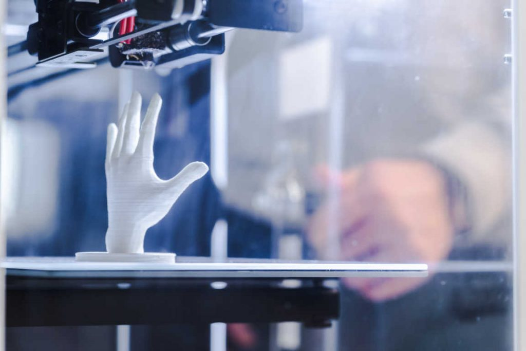 Usos prácticos que no sabías sobre las impresoras 3D